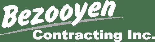 Bezooyen Contracting Retina Logo