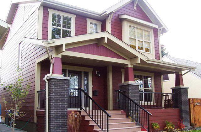Lethbridge custom in fill home exterior