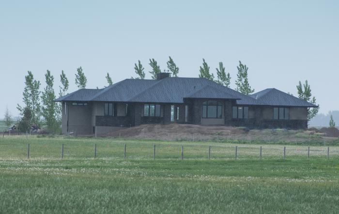 Lethbridge custom home - Vista Meadows Three