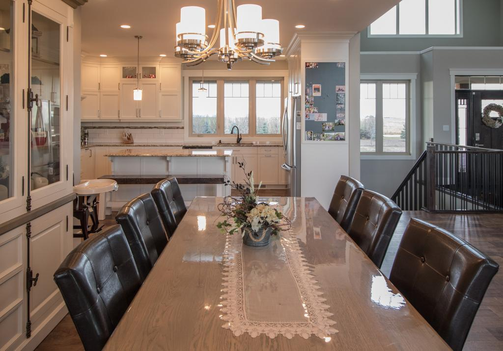 Fort Macleod Custom Country Home